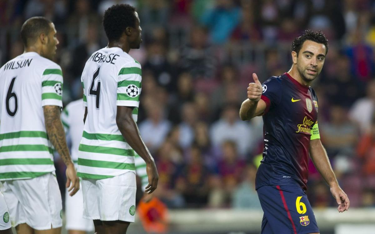 FC Barcelona v Celtic FC: If you know your history…