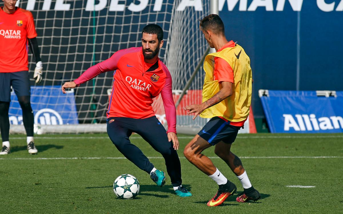 Arda receives all-clear and enters squad for Manchester City trip