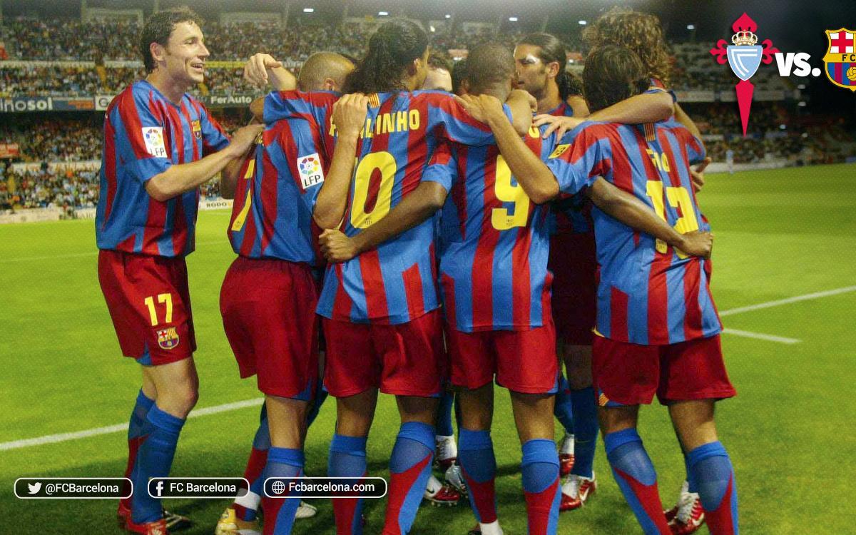 A decade since the league title win at Vigo