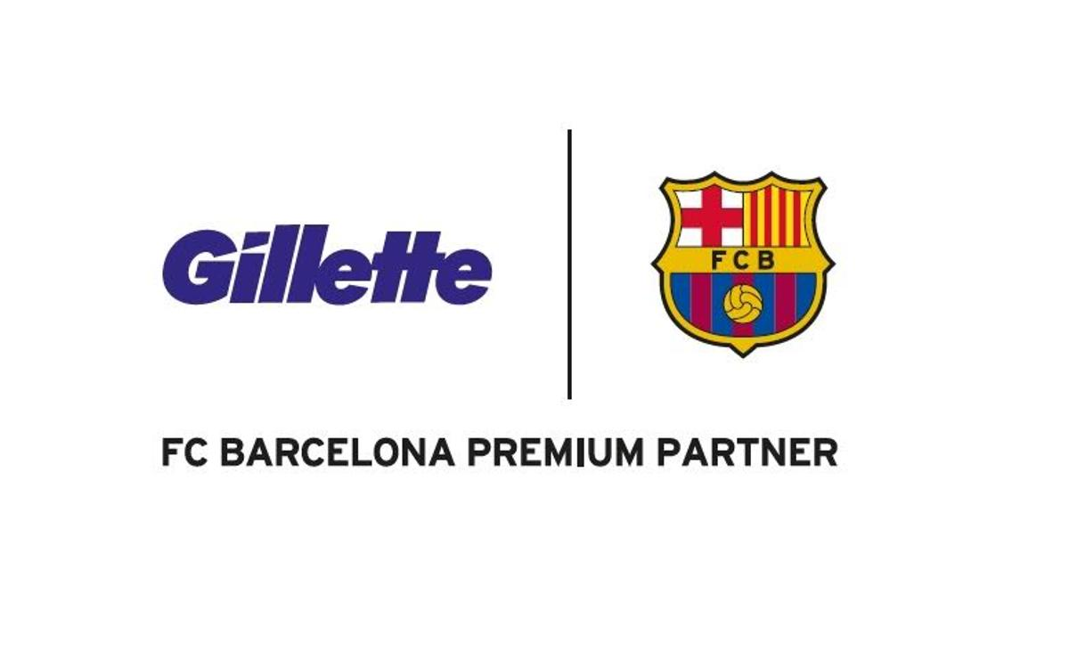 LIVE - Presentation of the sponsorship agreement between FC Barcelona and Gillette