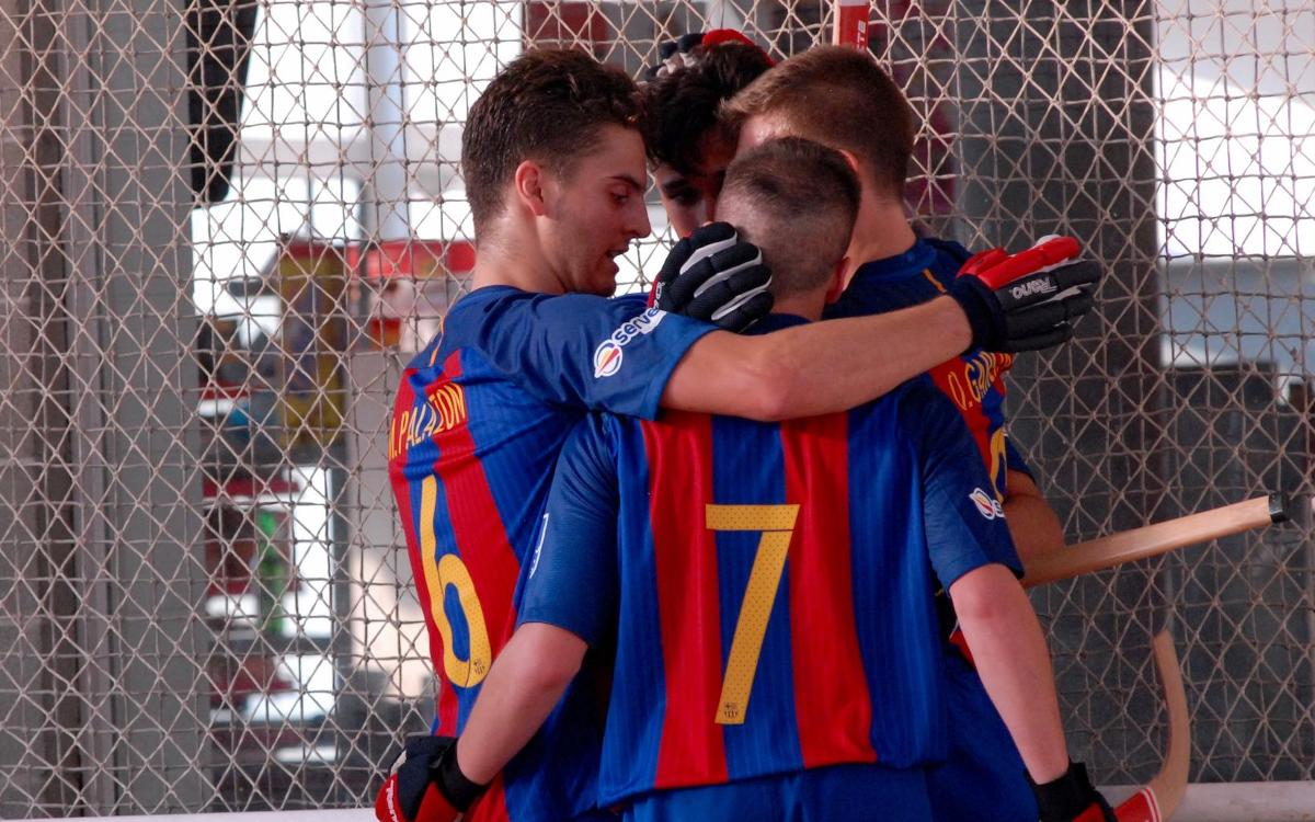 El Barça Lassa B inaugura la Primera División con victoria