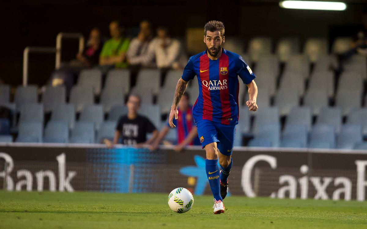 Mallorca B v FC Barcelona B: Hard fought win to remain leaders (2-3)