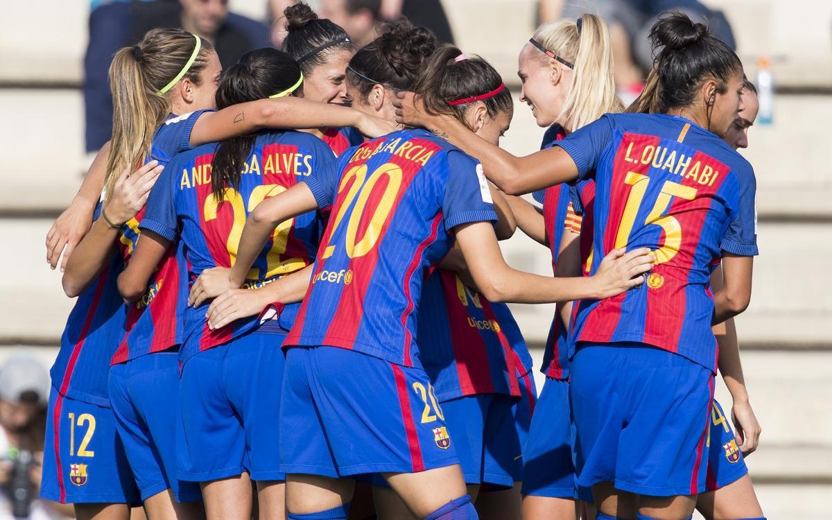 FC Minsk - FC Barcelona Femenino (previa): Motivos para ilusionarse