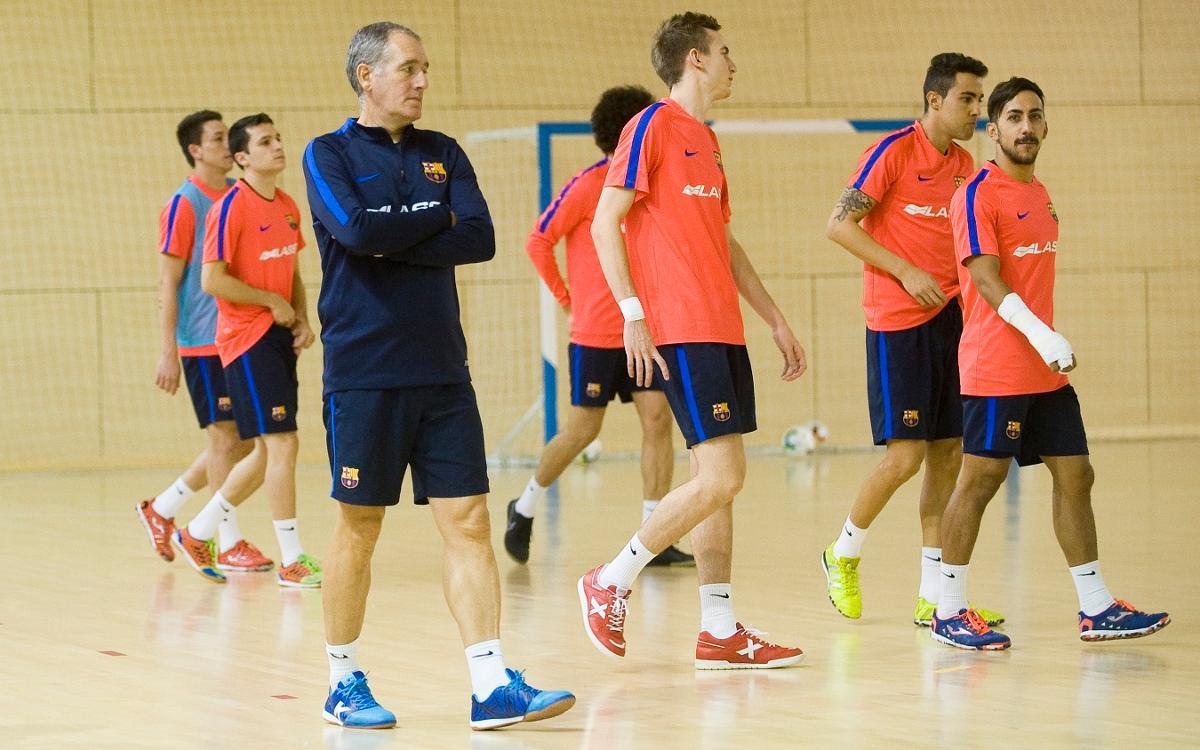 """Andreu Plaza: """"Volem que els rivals ens tornin a tenir por"""""""