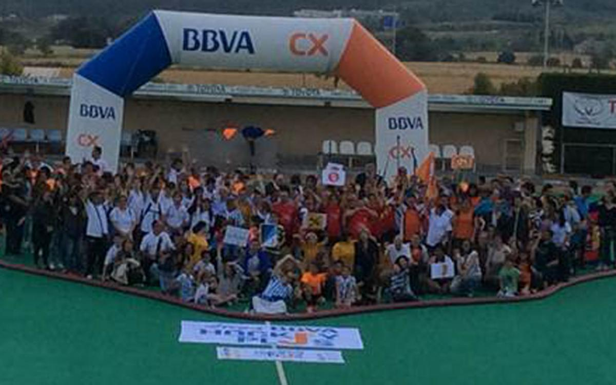El FC Barcelona, implicado en el 5º Simposio de Hockey y Diversidad Funcional