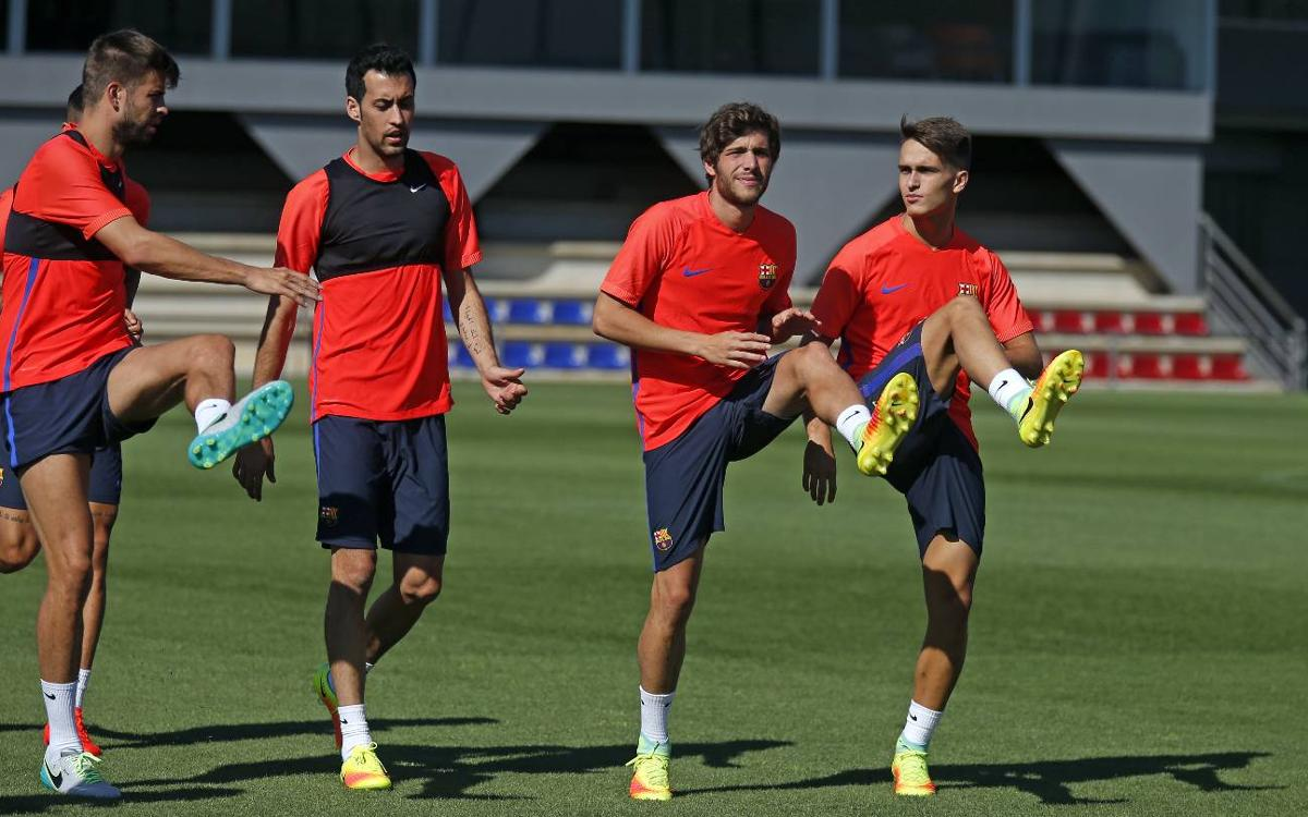 Second round of internationals for FC Barcelona stars