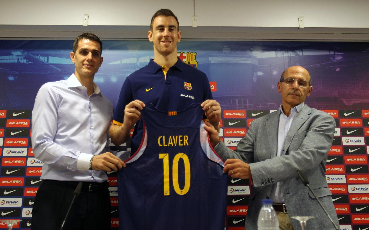 """""""És un orgull i una motivació arribar al Barça"""""""