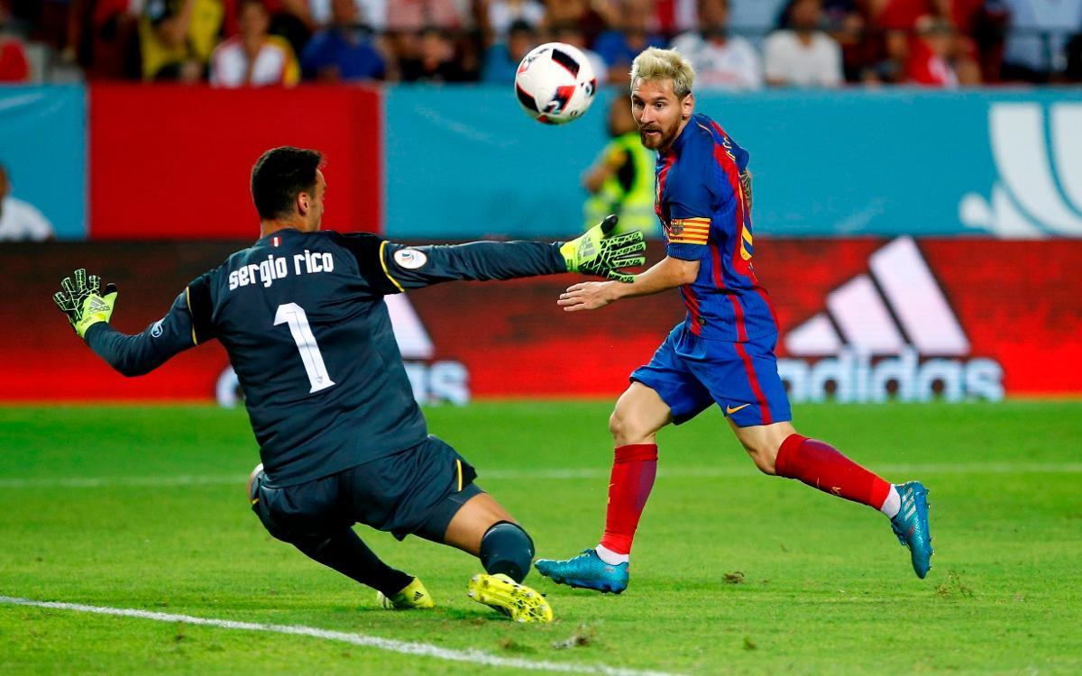 El Barça aconsegueix més entrades per al partit de Sevilla