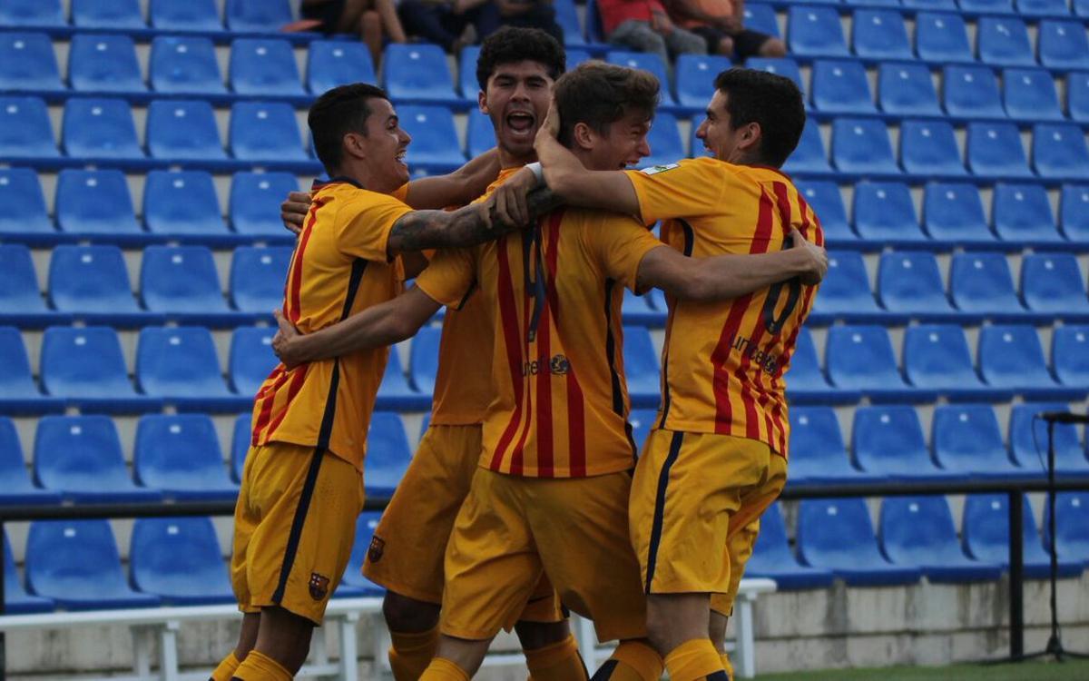 CD Alcoyano – Barça B: Asaltar El Collao para seguir con la racha