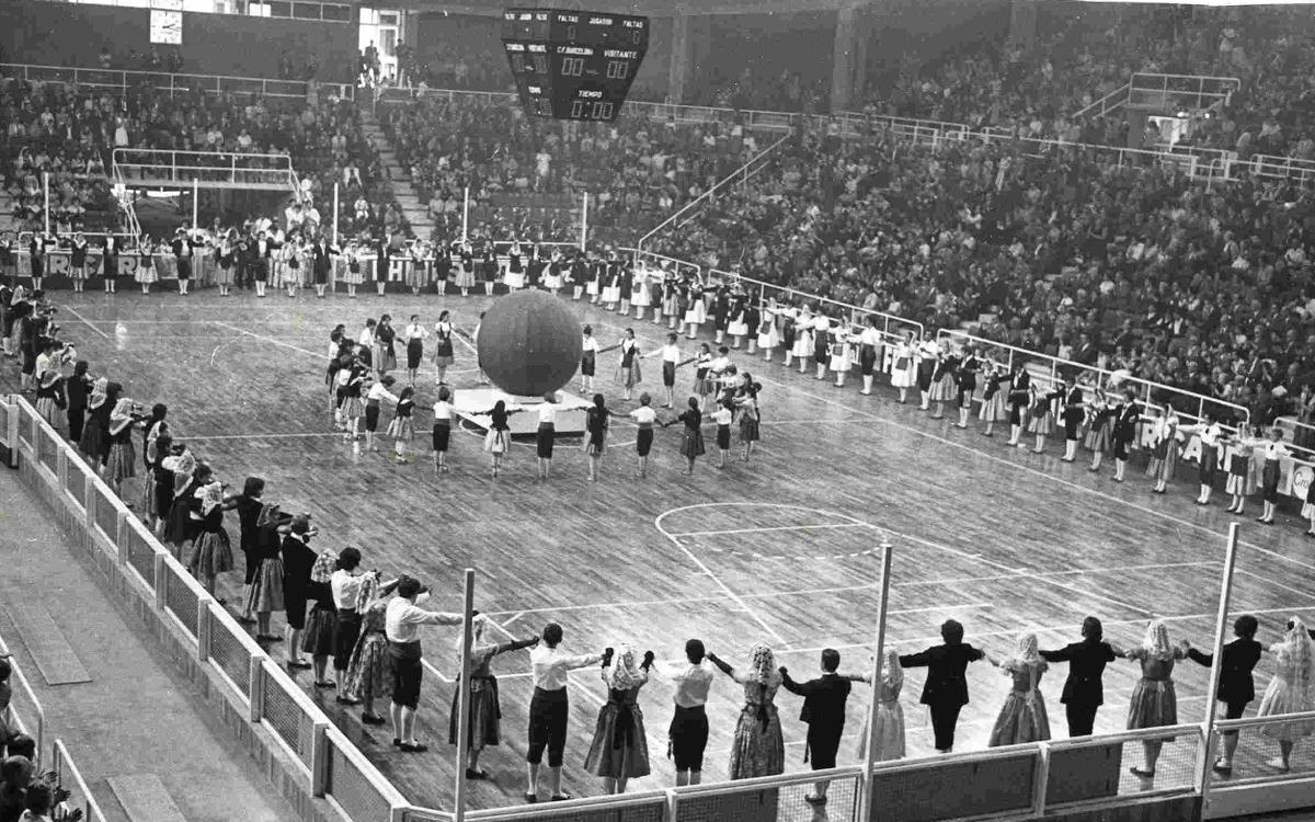 45 anys de la inauguració del Palau
