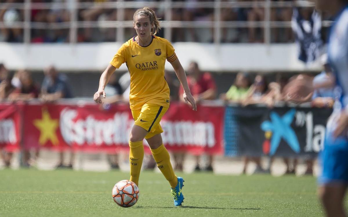 Granadilla Egatesa v FC Barcelona Women: impressive debut (0-4)