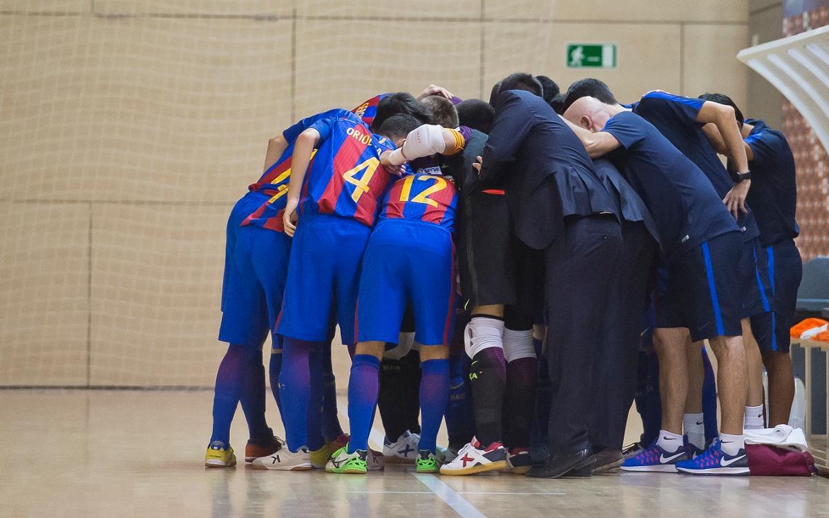 El Barça B, nou líder de Segona