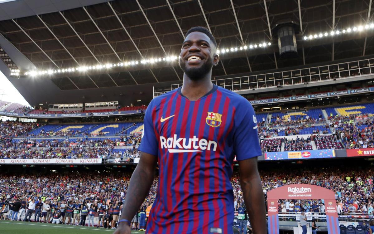 Vidéo - Les coulisses de FC Barcelone - Boca Juniors (3-0)