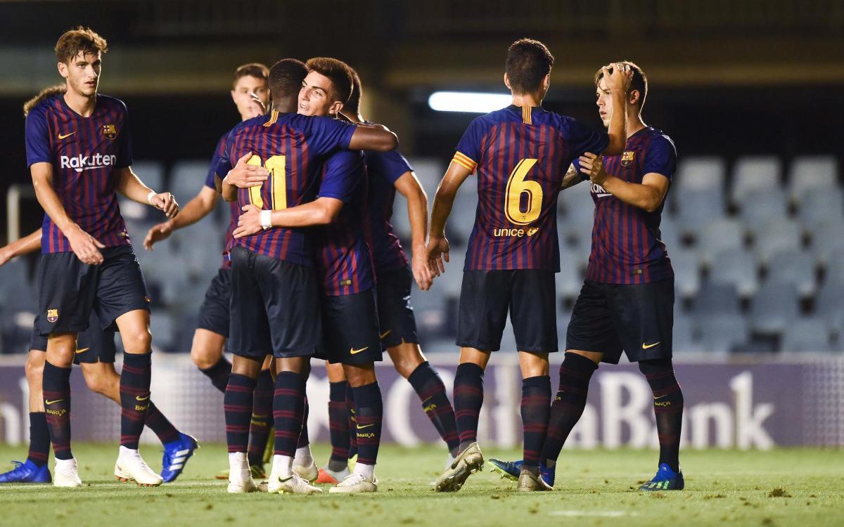 FC Barcelona B - Bengaluru FC: Brilliant win (3-0)
