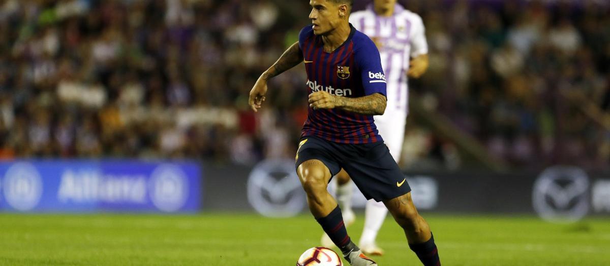 バジャドリード - FCバルセロナ戦(0-1)