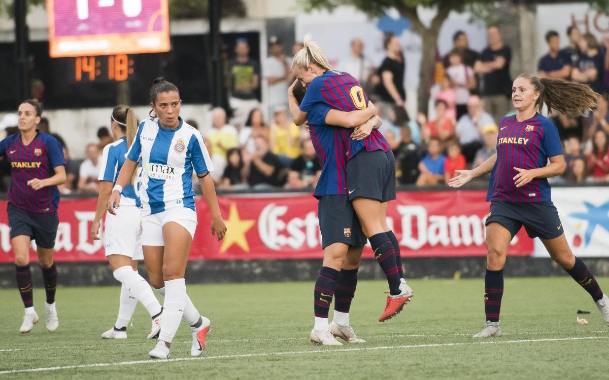 RCD Espanyol – FC Barcelona Femení (prèvia): Ara, el derbi