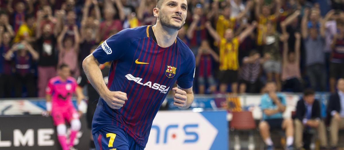 Entradas Futsal