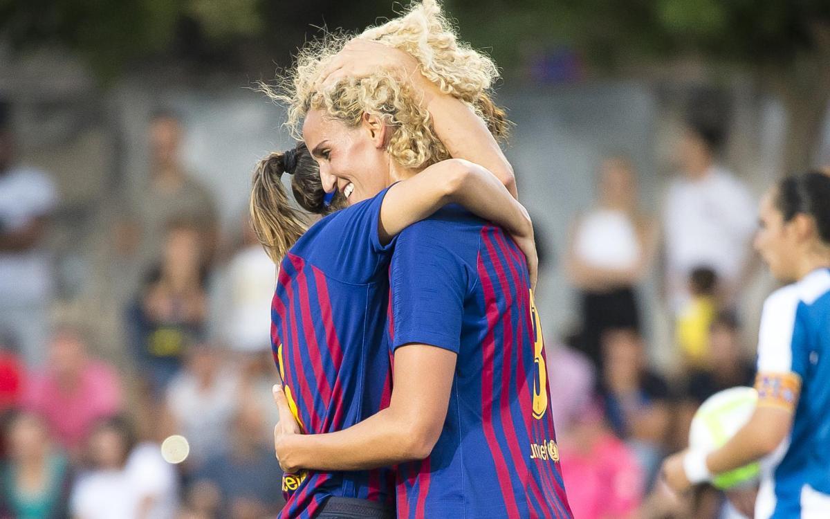 Athletic Club – FC Barcelona Femení (prèvia): Plat fort de primer