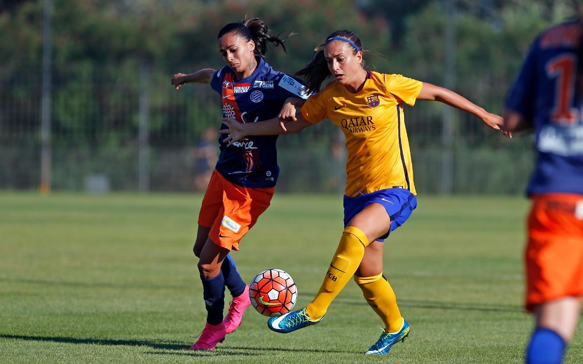 La tercera prueba en cuatro temporadas con el Montpellier, en la Ciudad Deportiva