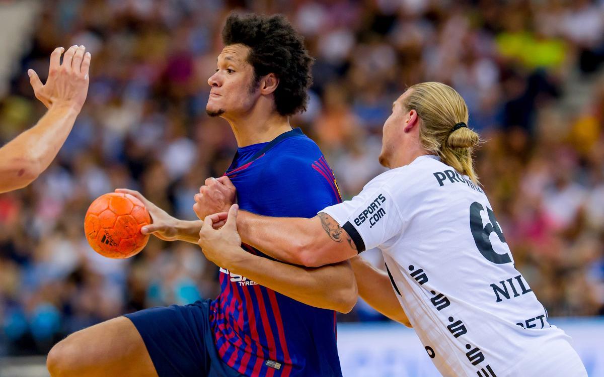 Montpellier – Barça Lassa: El segundo amistoso, en casa del campeón de Europa