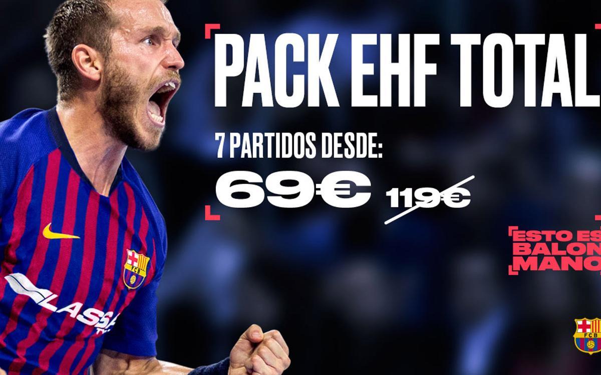 ¡Descubre las ventajas del Pack EHF Total!