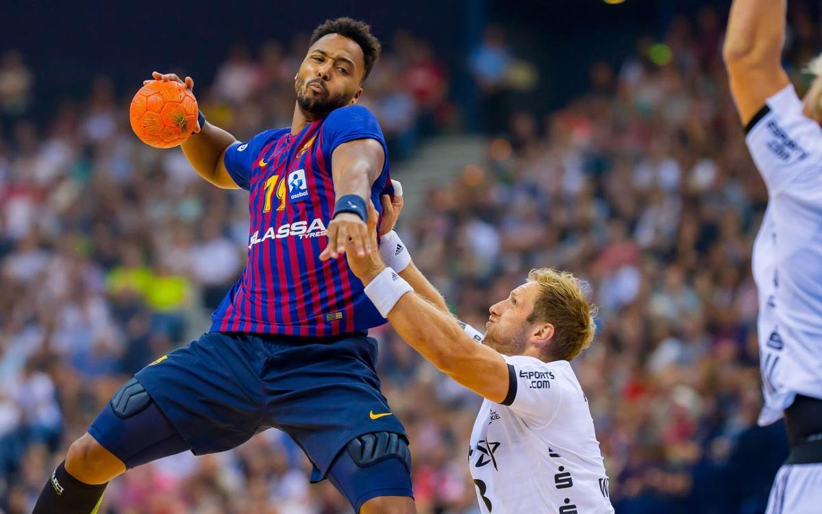 THWL Kiel - Barça Lassa: Primer partit de pretemporada per agafar rodatge (28-24)