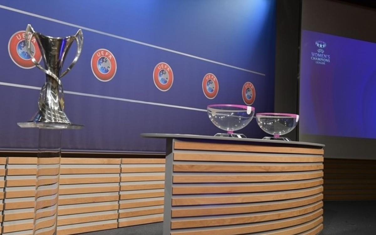 Definidos los 15 posibles rivales en la Liga de Campeones
