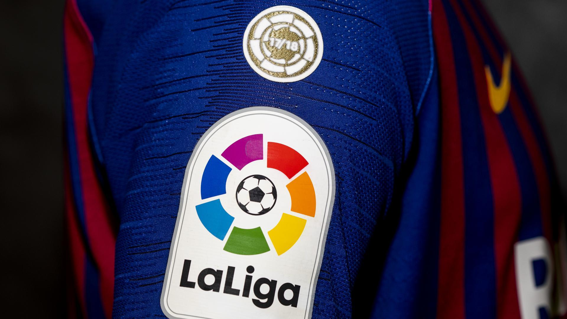 0417e6fbc5e95 El Barça estrenará el nuevo símbolo de campeón de Liga