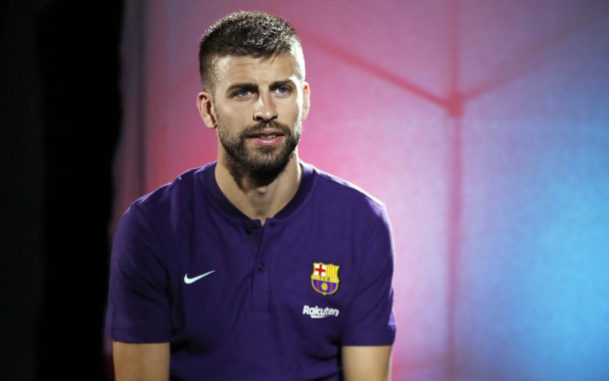 Piqué: 'I never expected to win what I have won'