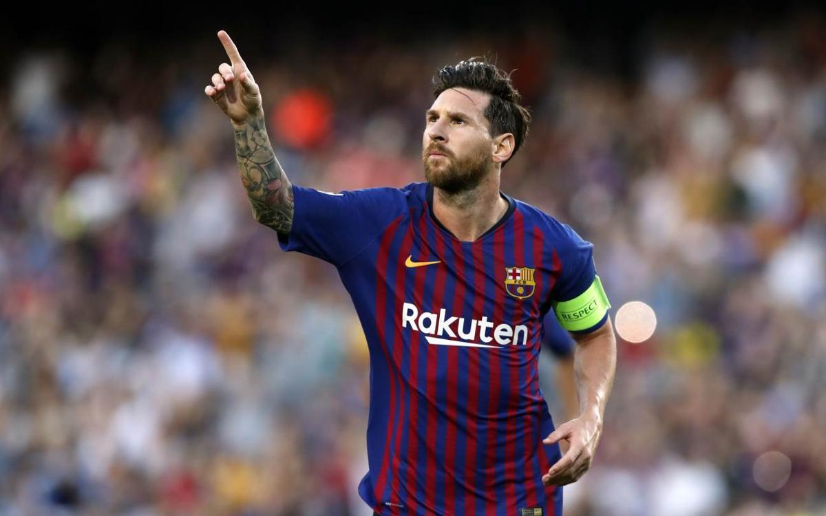 FC Barcelona – PSV Eindhoven: Messi guia un debut victoriós a la Champions (4-0)