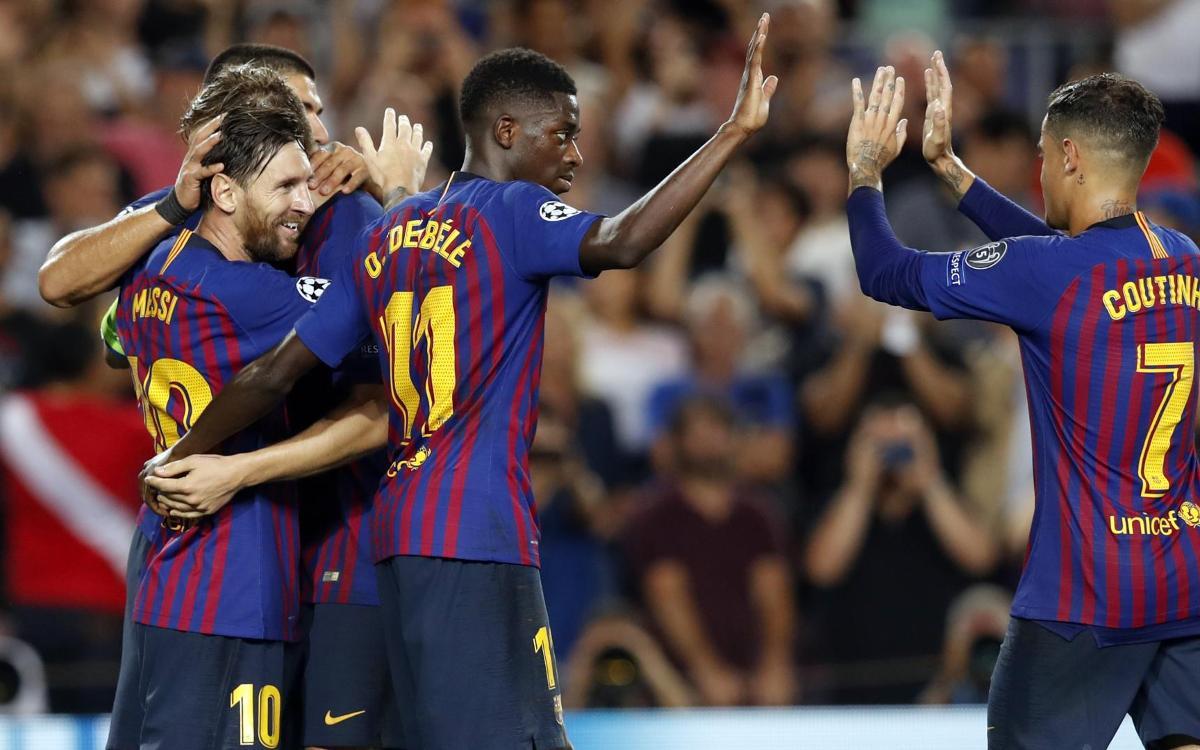 24 temporades sense perdre en el debut europeu