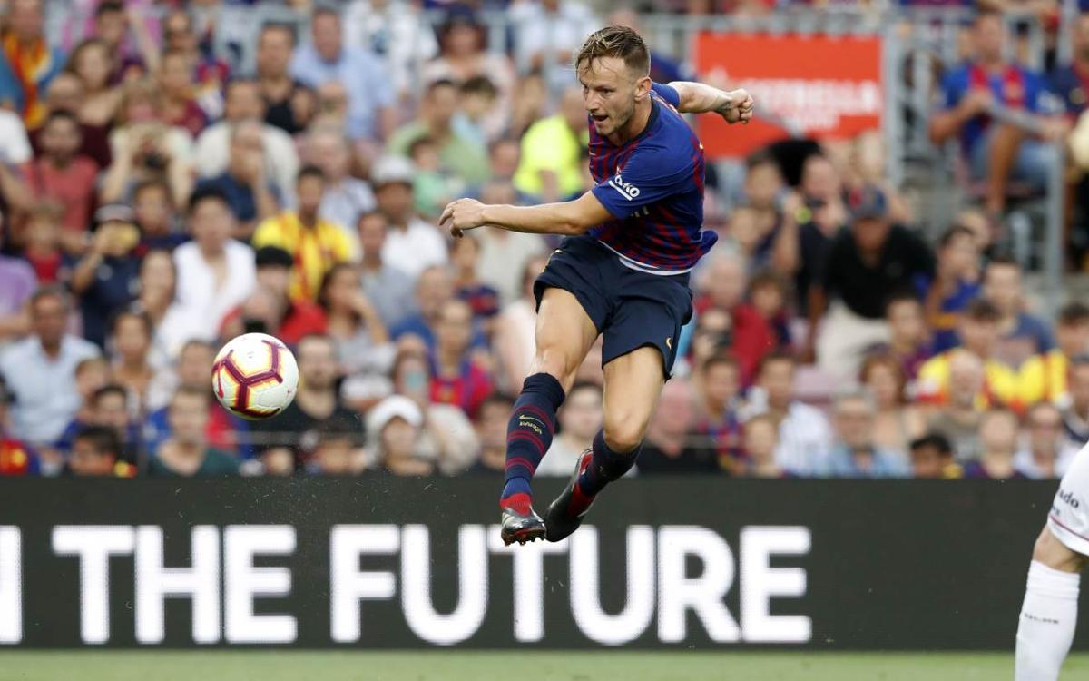 Vidéo - Les moments forts du festival du FC Barcelone contre Huesca (8-2)