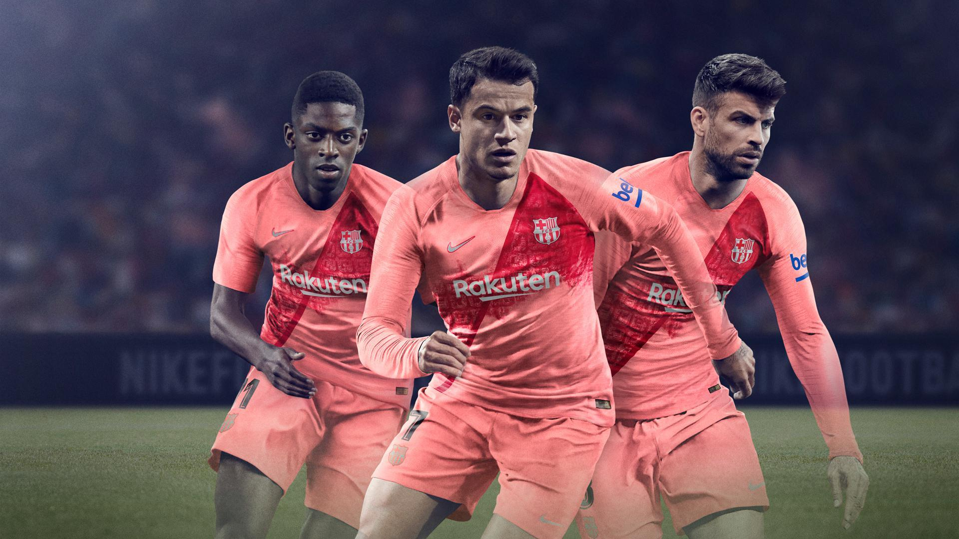 1527cb211 Homage to Barcelona: Launch of third strip for 2018/19 season