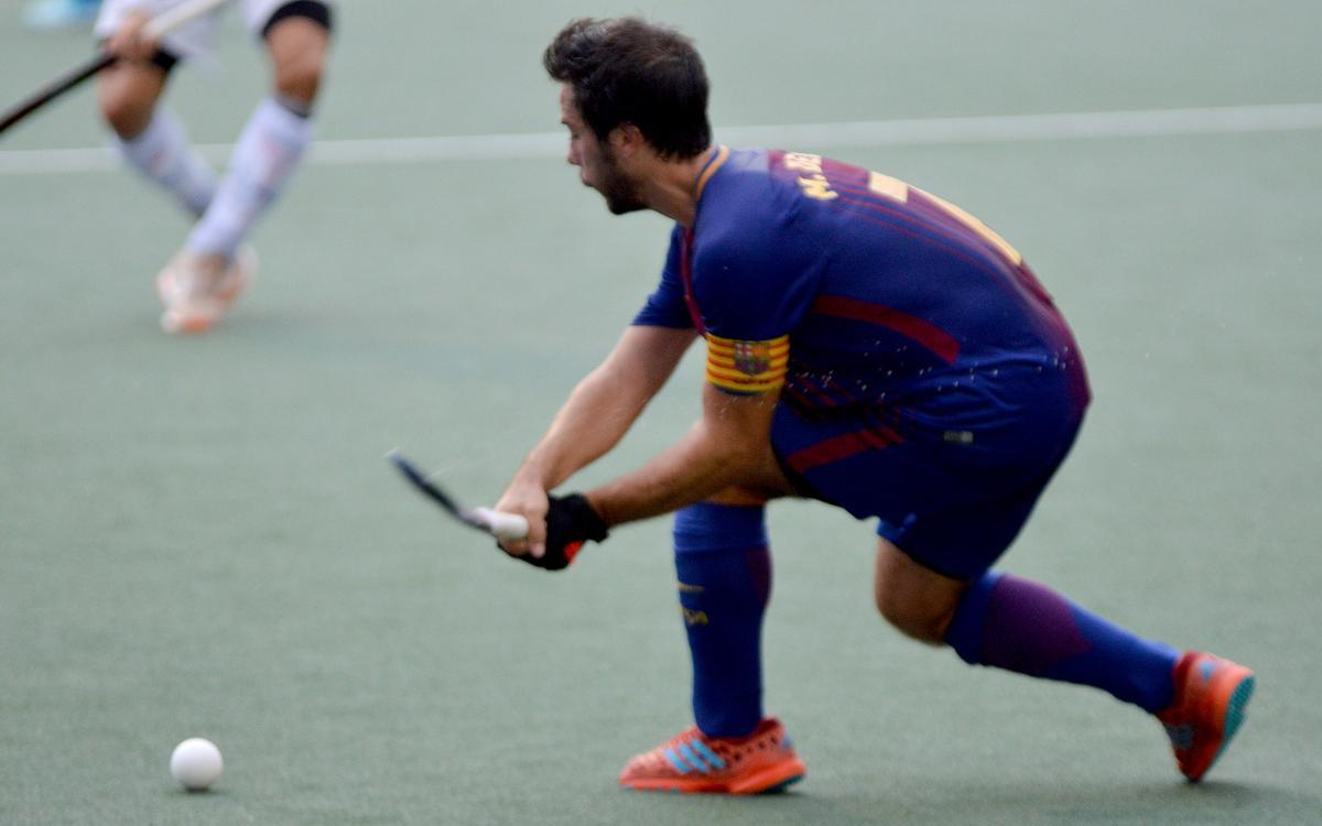 El Barça domina al Club de Campo pero los madrileños acaban sumando la victoria (4-1)