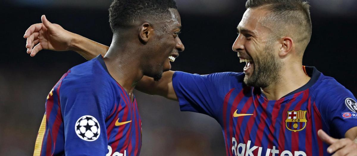 FC Barcelone - PSV Eindhoven (4-0)