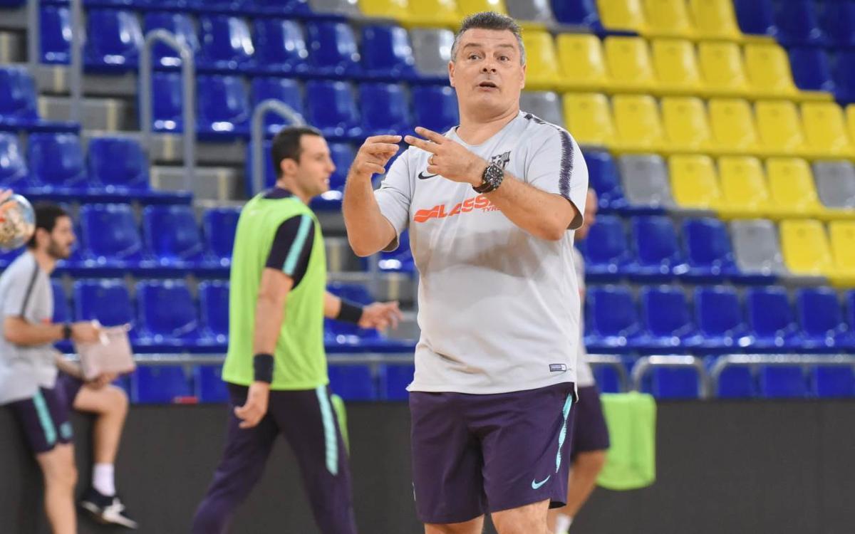 Secin Group Alcobendas – Barça Lassa: Preparats per al debut a la Lliga Asobal