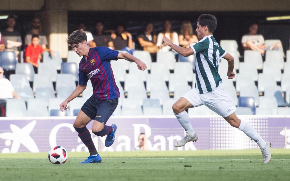 Barça B – Peralada: Primer punt al Miniestadi (0-0)