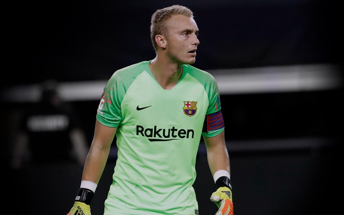 Jasper Cillessen na liście życzeń Porto?