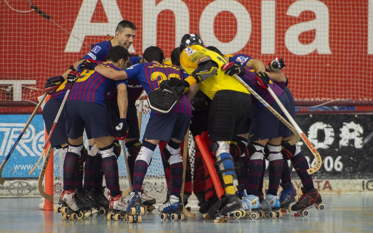 Noia Freixenet – Barça Lassa: És el torn de la Supercopa!
