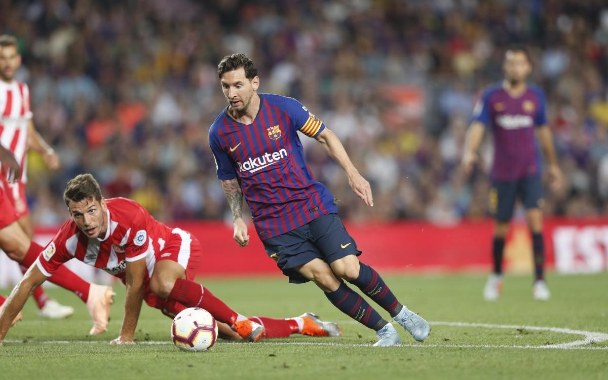 マッチプレビュー:ジローナ−FCバルセロナ
