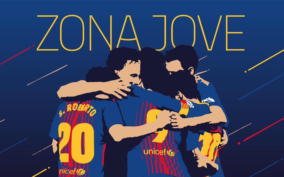 Promoción 2x1 en el partido contra el Girona para los socios jóvenes no abonados