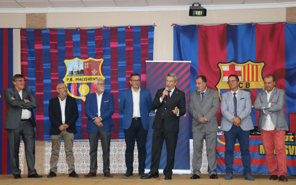 Les penyes de Murcia celebren la seva desena Trobada