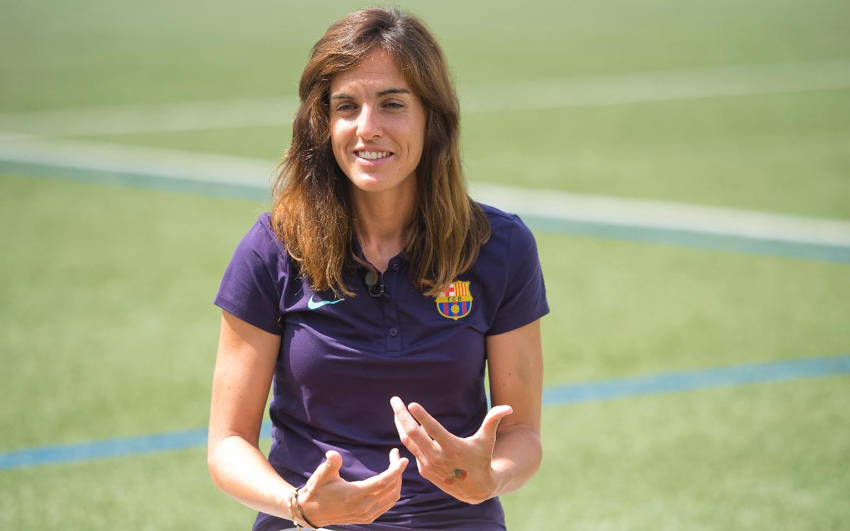 Melanie inicia la seva 15a temporada al primer equip