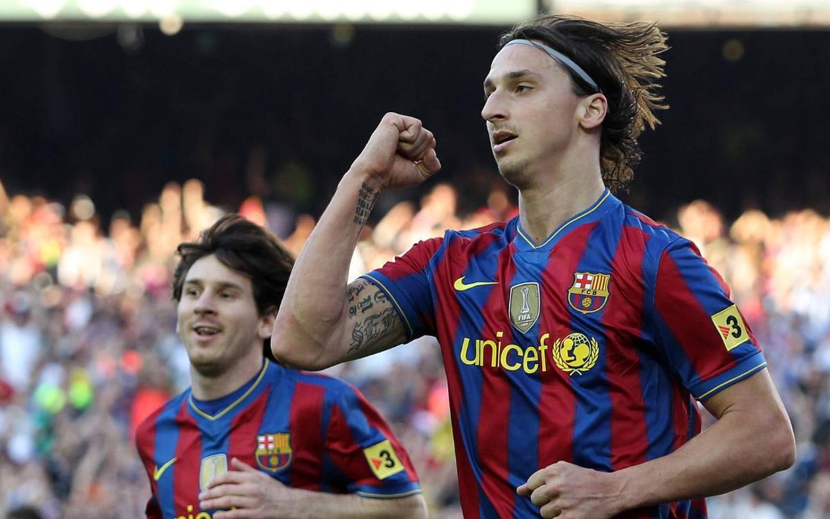 Ibrahimovic llega a los 500 goles
