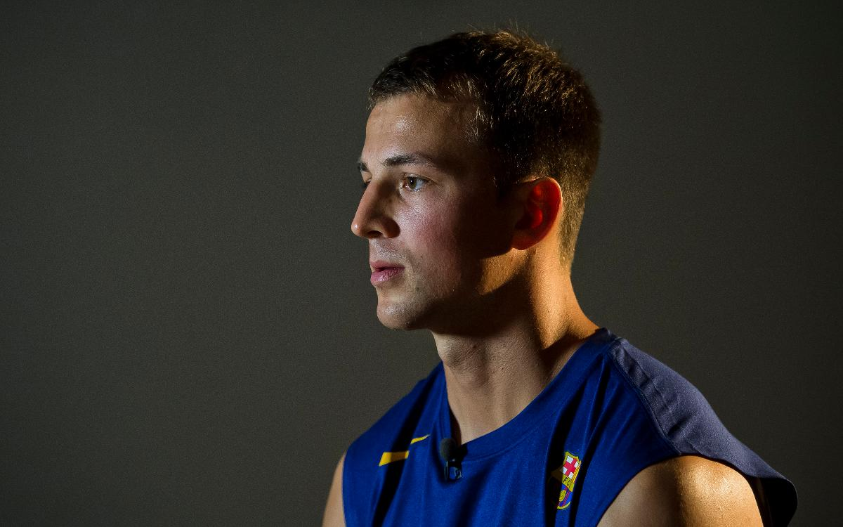 Kevin Pangos: 'Signing for Barça was the best decision'