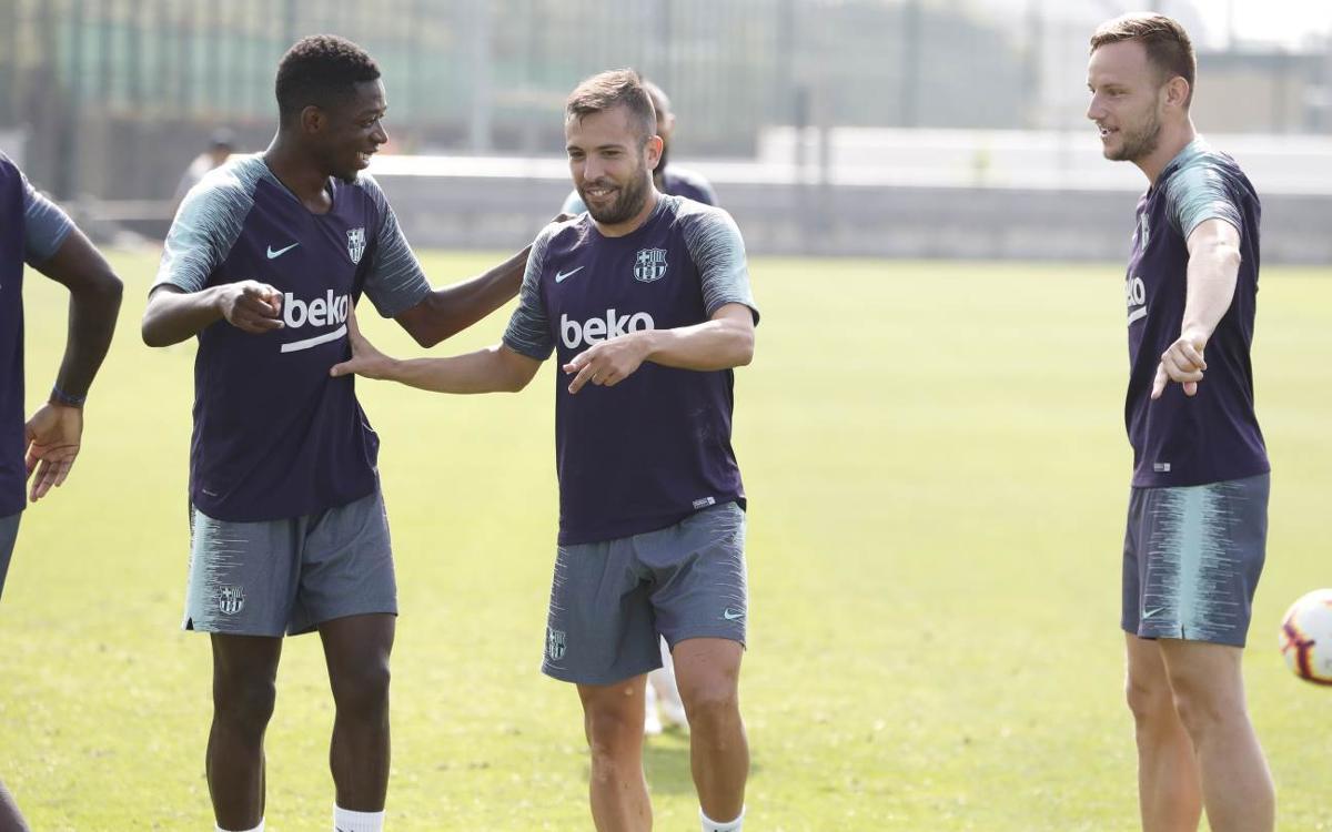 Le groupe du FC Barcelone convoqué pour aller défier la Real Sociedad
