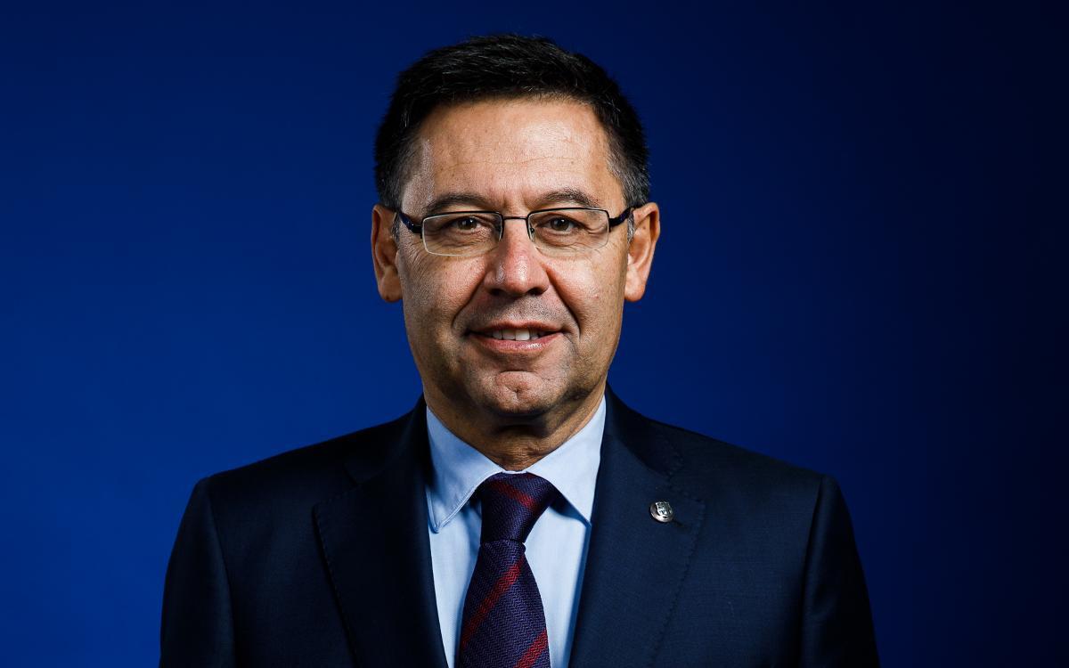 Josep Maria Bartomeu i Floreta (2014–present )