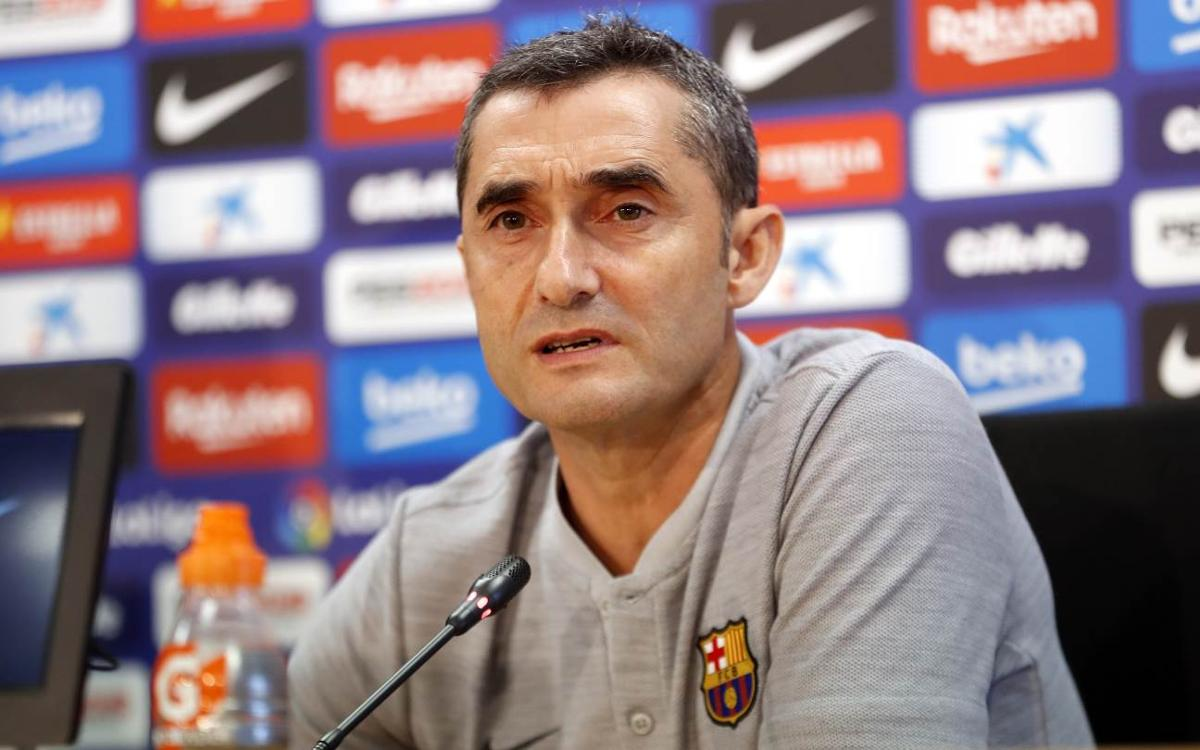 Valverde: 'Girona are playing with no fear'