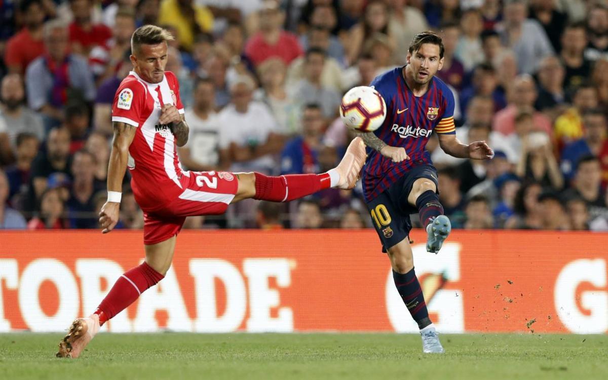 El resum del FC Barcelona - Girona