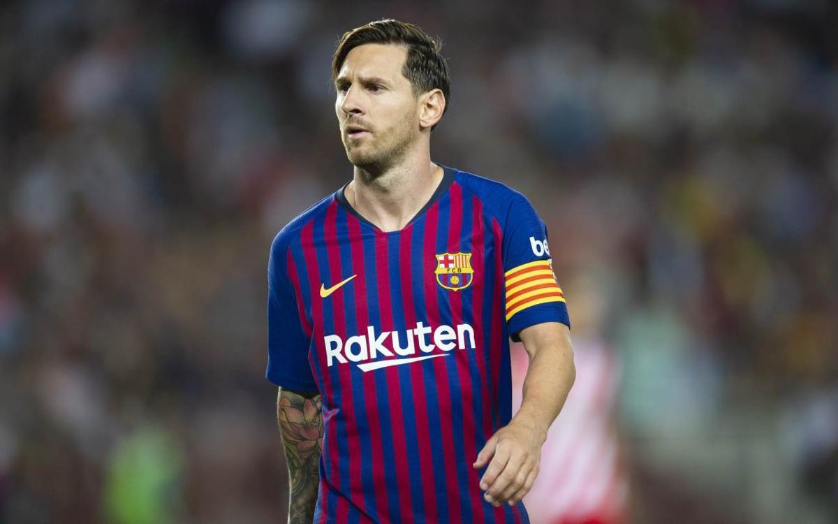 Leo Messi, in FIFA's FIFPRO World XI